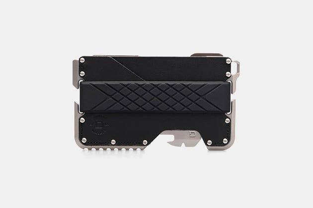 Dango T02 Titanium Tactical Wallet