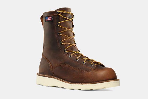 Danner Bull Run Work Boots