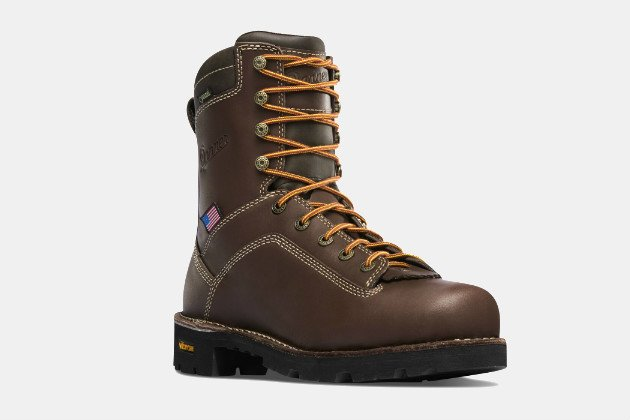Danner Quarry USA Work Boots