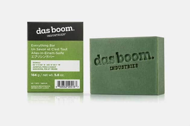 Das Boom Industries Everything Bar Soap