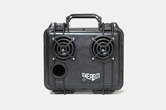 Demerbox Indestructible Bluetooth Boombox