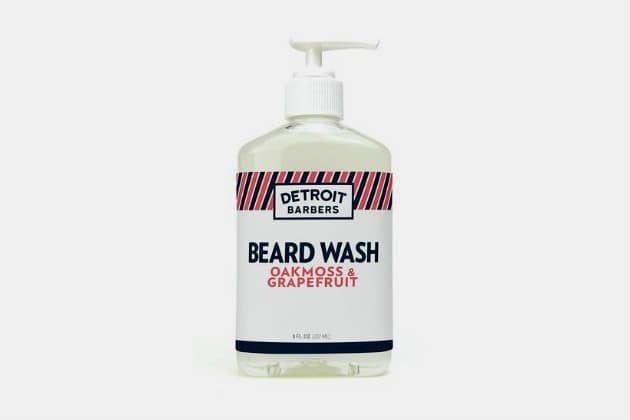 Detroit Barbers Beard Wash
