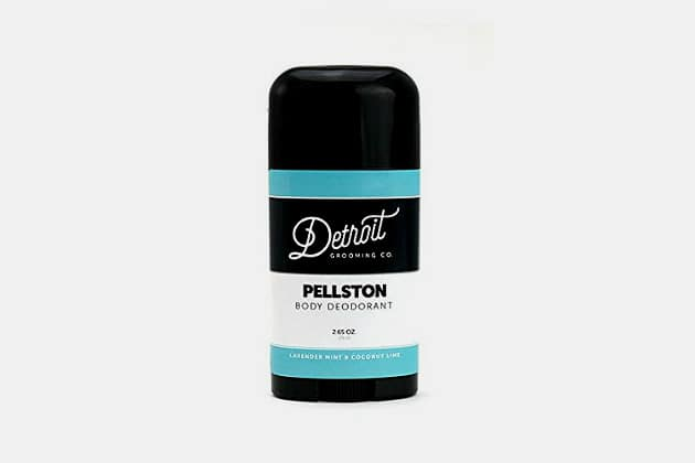 Detroit Grooming Deodorant