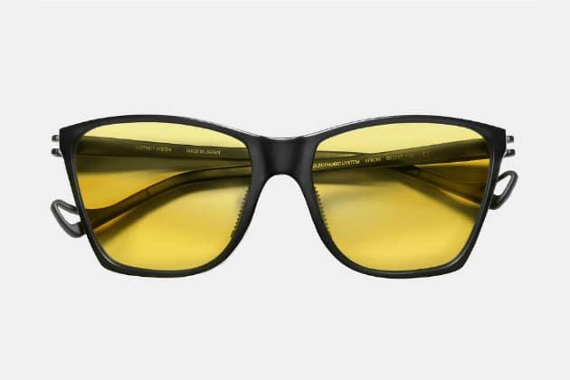 District Vision Keiichi Standard Running Sunglasses