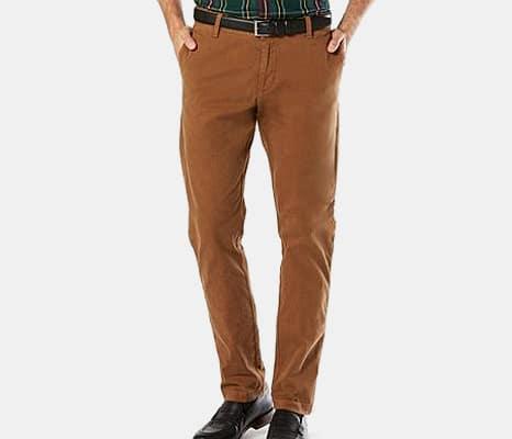 Dockers Premium Garment-Dyed Chinos