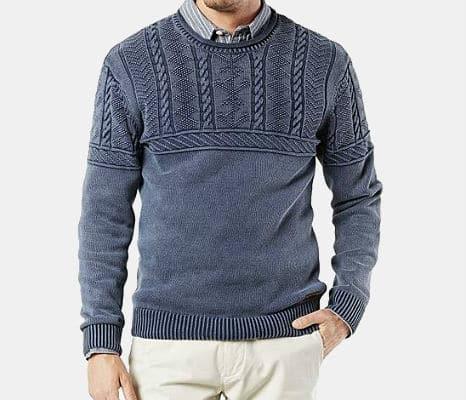 Dockers Gansey Sweater