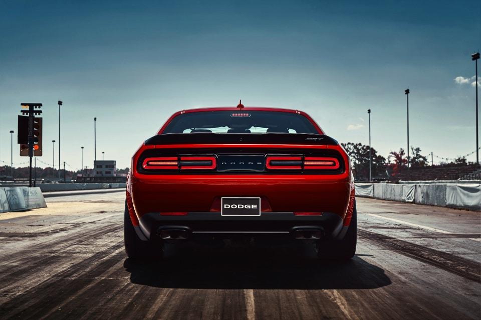 Dodge Challenger SRT Demon Image