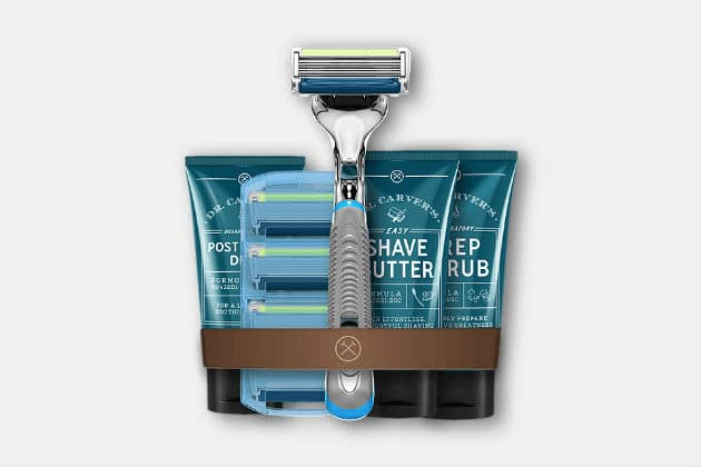 Dollar Shave Club Ultimate Shave Starter Kit