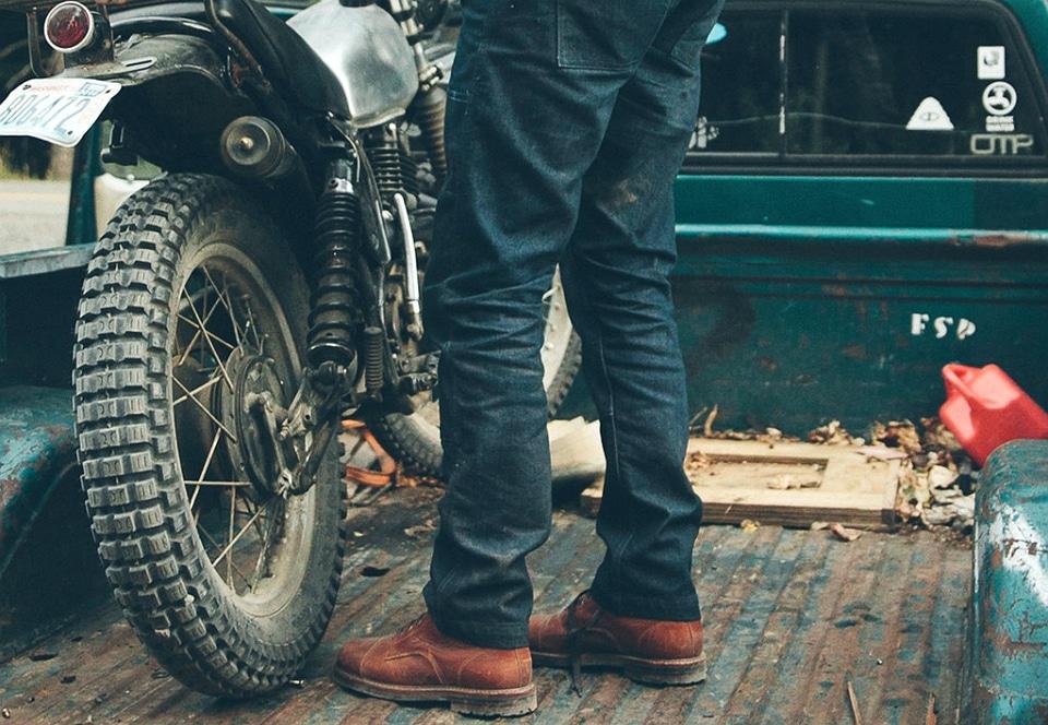 Taylor Stitch Moto Jean