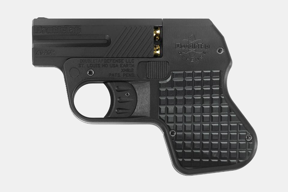 Doubletap Tactical Pocket Pistol