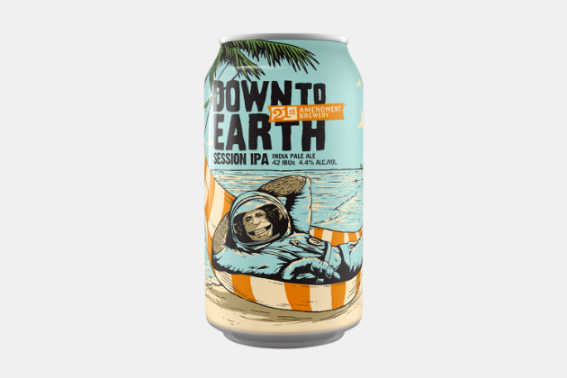 Down To Earth Session IPA