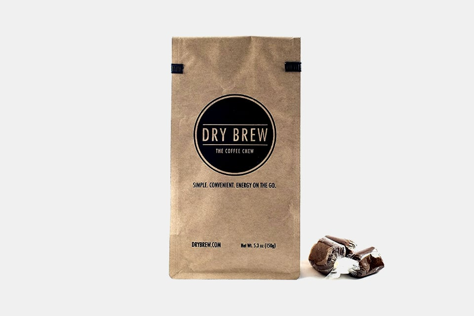 Dry Brew Chewable Coffee