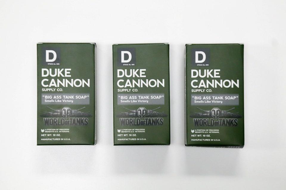 Duke Cannon Big Ass Tank Soap