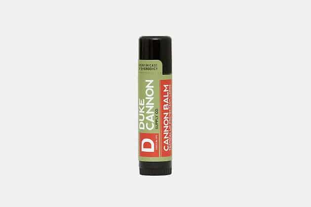 Duke Cannon Cannon Balm Lip Protectant