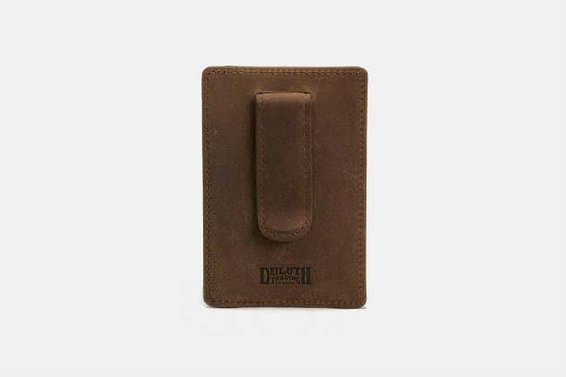 Duluth Trading Working Man's Money Clip