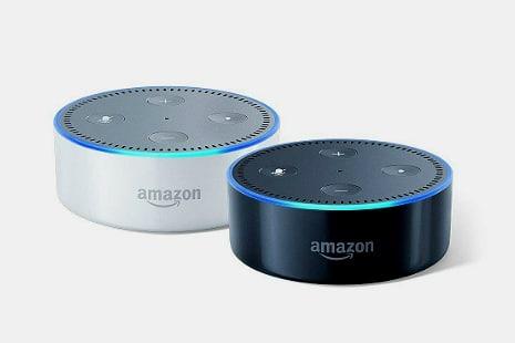 Amazon Echo Dot 2-Pack