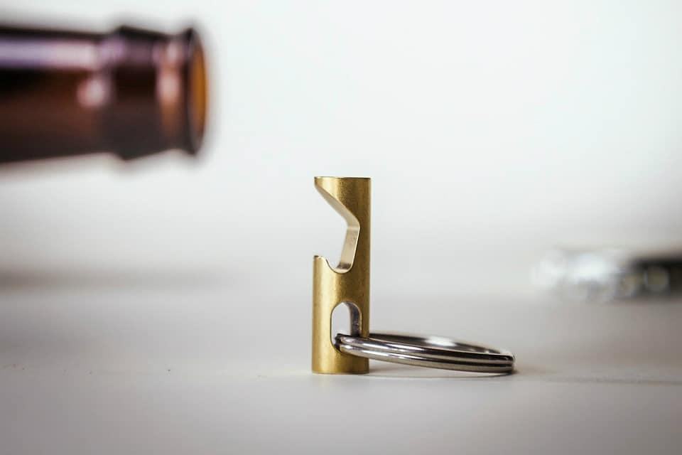 EDC Keychain Bottle Opener