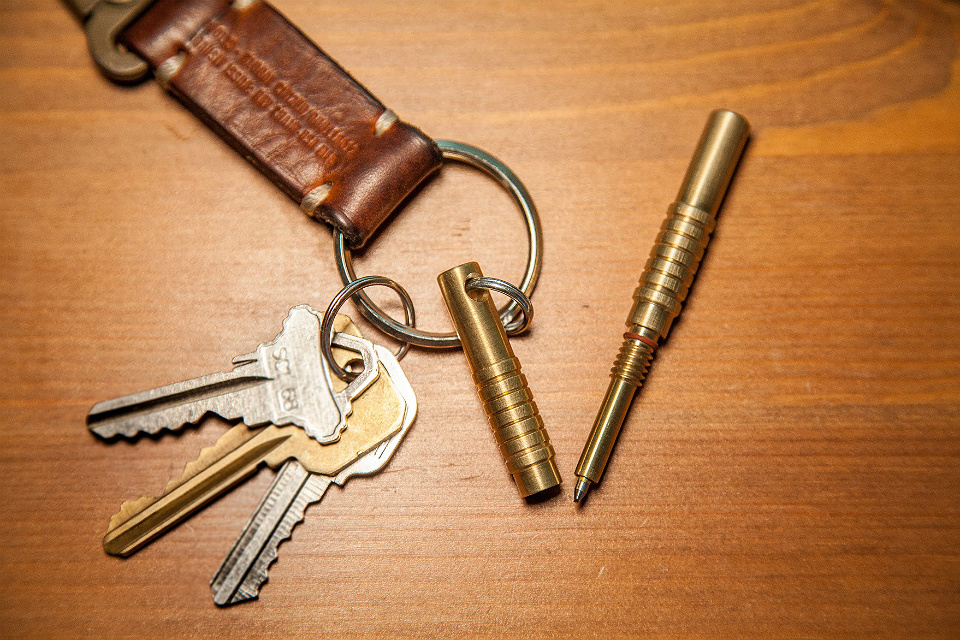 Everyday Carry Keychain Pen