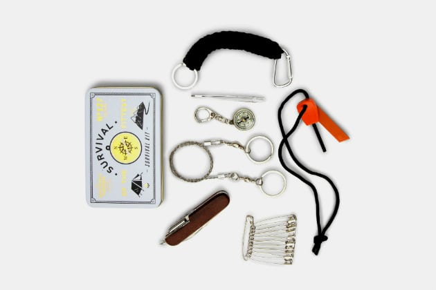 Survival Of The Fittest EDC Kit
