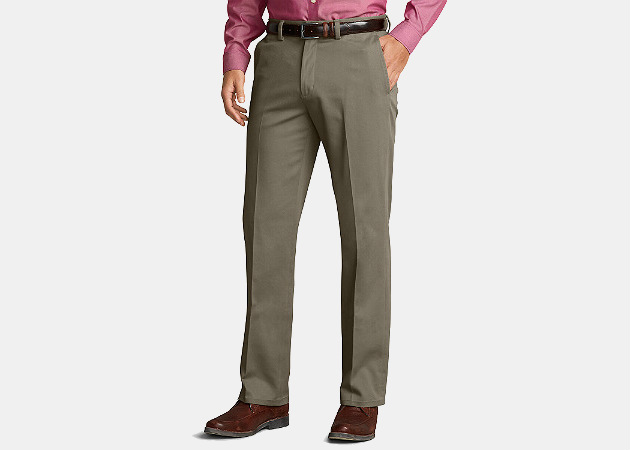 Eddie Bauer Casual Performance Chino Pants