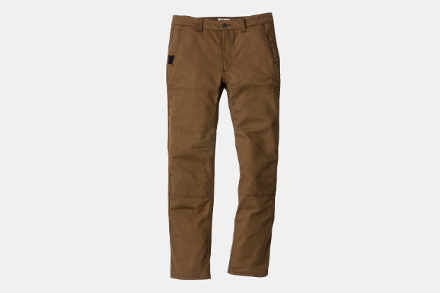 Edgevale Cast Iron Utility Pants