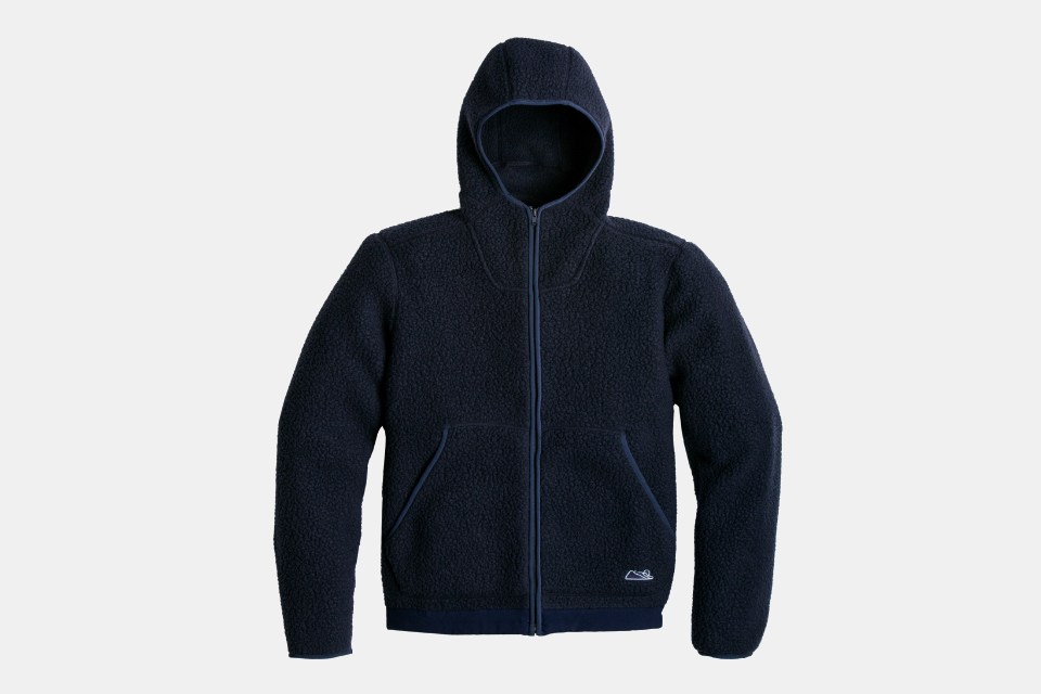 Edgevale Grizzly High Pile Hoodie