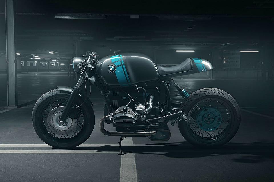 Elemental Custom Cycles BMW R80 Project #4
