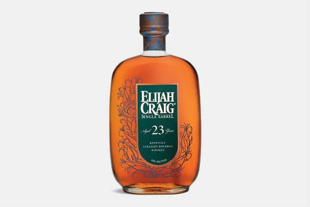 Elijah Craig 23-Year-Old Single Barrel