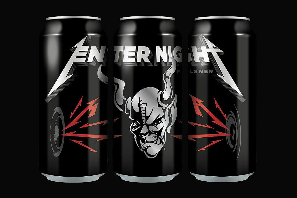 Enter Night Pilsner