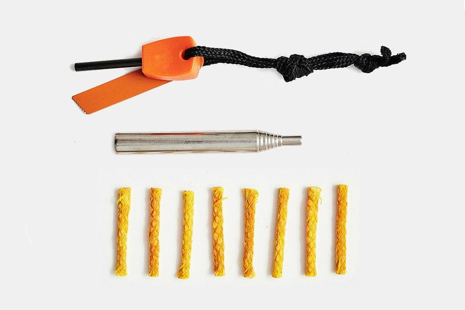 Epiphany Weatherproof Fire Starting Kit