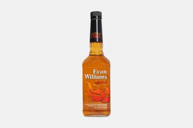 Evan Williams Fire