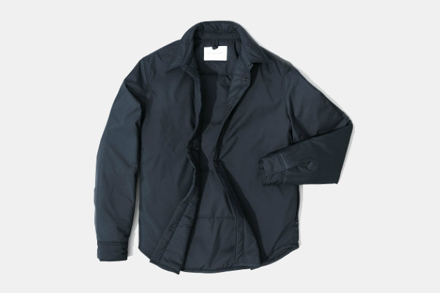 Everlane Filled Shirt Jacket
