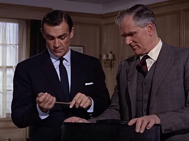 Every James Bond Gadget Ever
