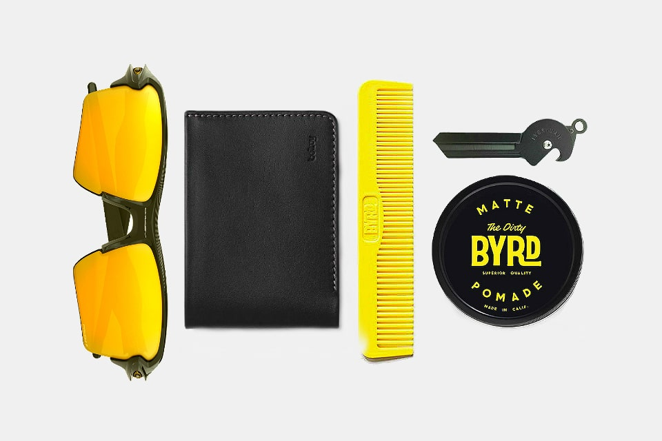 Everyday Carry: Byrd