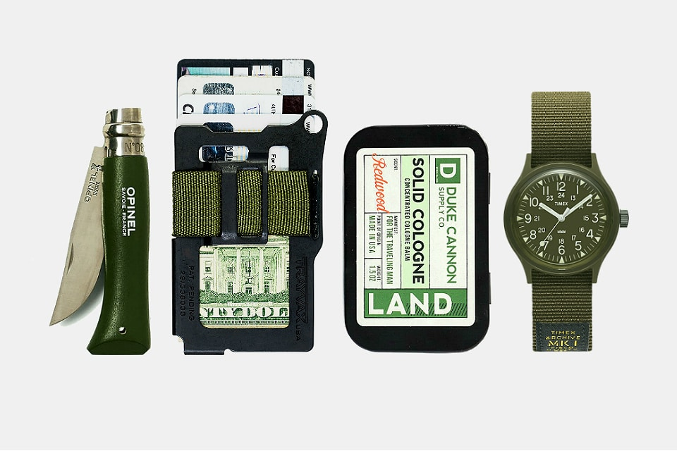 Everyday Carry: OD Green