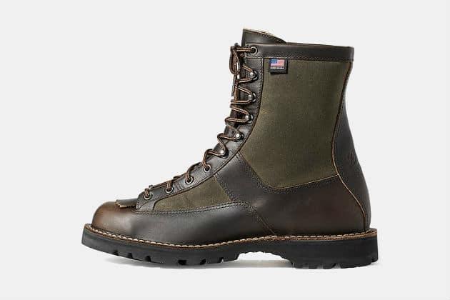 Filson x Danner Grouse Boots