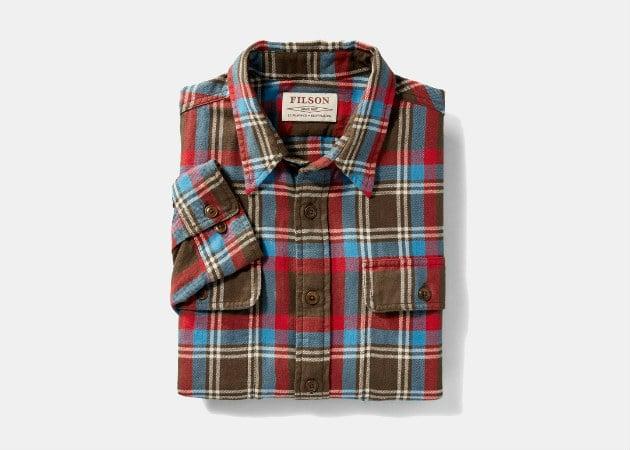 ab0e3dd4 20 Best Men's Flannel Shirts | GearMoose