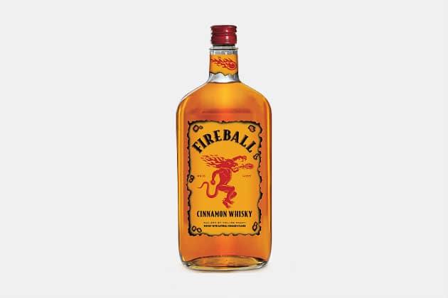 Fireball Cinnamon Whisky