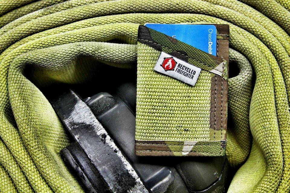 Sergeant Fire Hose Wallet