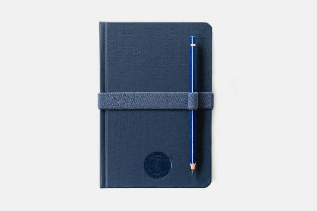 First Draft Hardcover Notebook