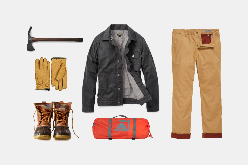 Flannel-Lined Essentials