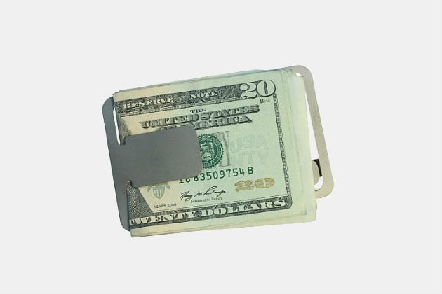 Flexy Titanium Un-Wallet