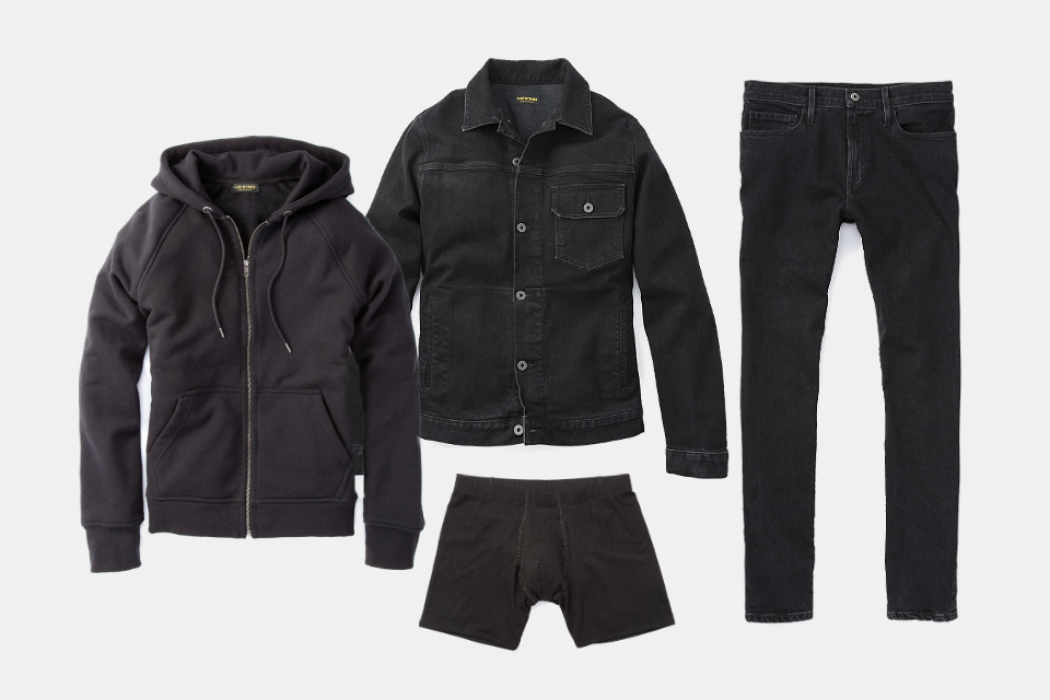 Flint and Tinder Black Collection