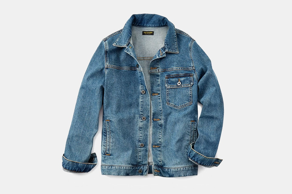 Flint and Tinder Denim Trucker