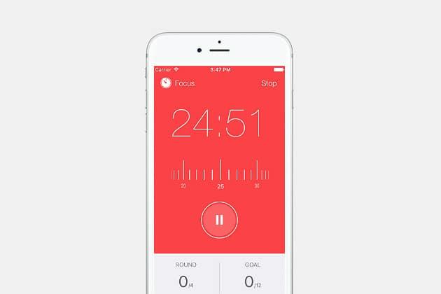Focus Keeper App
