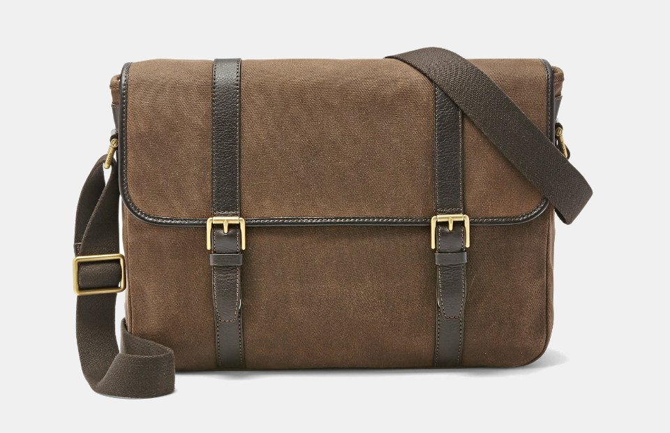 Fossil Estate EW Messenger Bag