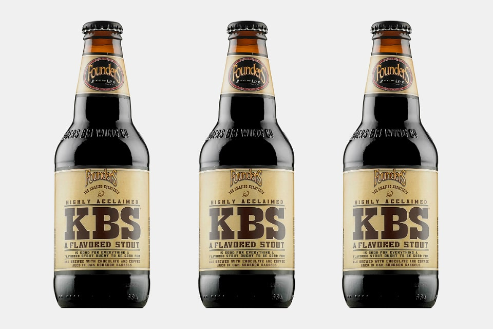 Founders Brewing 2019 KBS