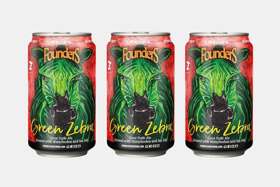 Founders Green Zebra Ale