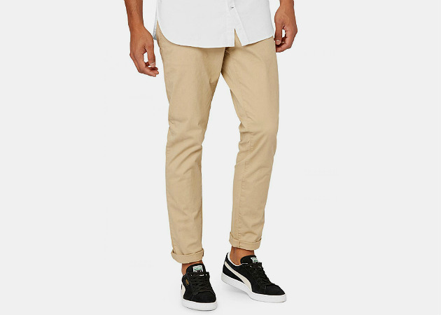 Frank and Oak Becket Chino