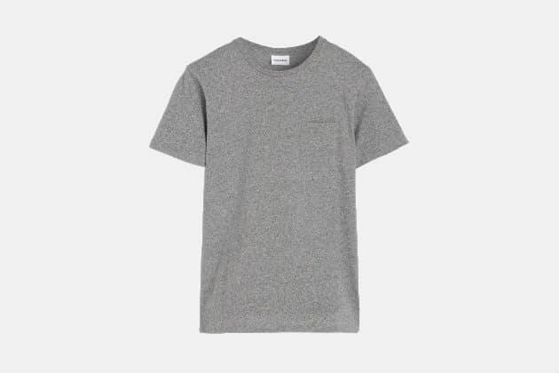 Frank and Oak Organic Pocket T-Shirt